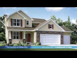 Allina Cottage Grove Mn by Hamilton Plan At Cayden Glen In Cottage Grove Minnesota By Lennar