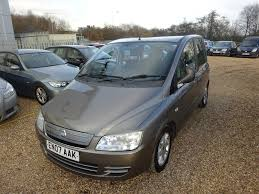 fiat multipla for sale used fiat multipla eleganza for sale rac cars