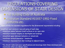 Landing Handrail Height Staircase Restrictions Ppt Video Online Download