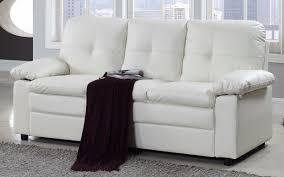 Faux Leather Sofa Sleeper Joseph Classic Faux Leather Sofa Sofamania