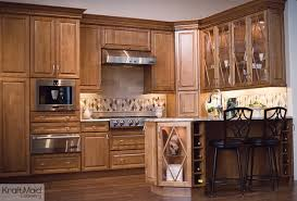 Kitchen Cabinet Wood Stains Detrit Us by Kraftmaid Onyx Praline Houzz
