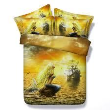 Ocean Bedspread Online Get Cheap Ocean Bedspread King Size Aliexpress Com