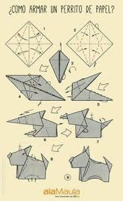easy origami search school projects