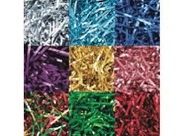 shredded mylar shredded paper cello metallic shred mylar basket filler materials