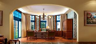 room simple design in spanish interior design for home