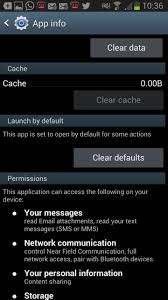 android default font how to clear and change default apps on android ghacks tech news