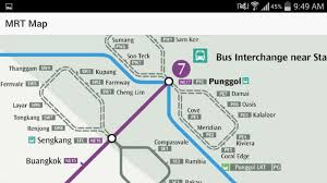 Singapore Mrt Map Mrt Map Android Apps On Google Play
