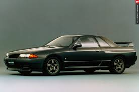 history and facts about the nissan skyline gt r