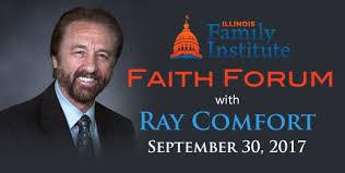 Comfort Institute Ifi Faith Forum With Ray Comfort Illinois Family Institute