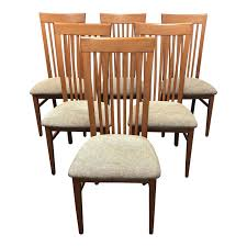 Cherry Dining Chair Italian Light Cherry Dining Chairs Set Of 6 Design Plus Gallery