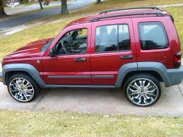 red jeep liberty mr dell 2006 jeep liberty specs photos modification info at