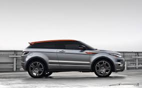 modified range rover evoque well done project kahn shows off a tastefully modified range