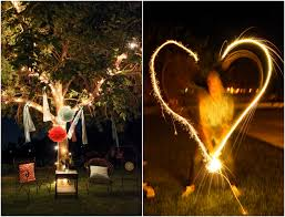 to decorate exterior brilliant outdoor weddings on a budget 50 tips to