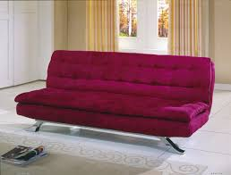 Microfiber Futon Couch Homelegance Mushy Futon Sofa Violet Red Microfiber 4788rd