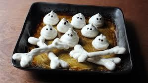 meringue bones u0026 ghosts crispy meringue halloween candies youtube