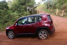 jeep renegade 2018 interior jeep renegade limited é mais luxuoso e um pouco menos frouxo