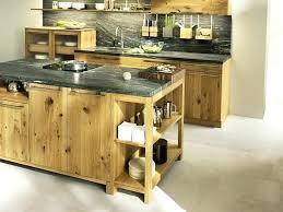 cuisine contemporaine bois massif cuisine moderne bois massif maison de cagne cuisine moderne