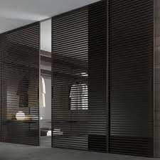 modern ideas black sliding closet doors finish door solo design
