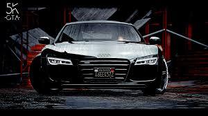 Audi R8 Drift - drift handling for audi r8 gta5 mods com