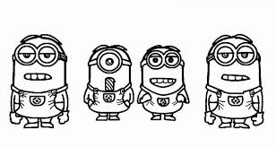 updated october 13th minion coloring pages minion coloring