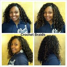 hair for crochet weave crochet weave hairstyles 4 the style news network