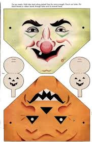 106 halloween maskers images drawings paper