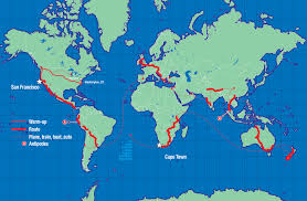 San Francisco Bike Map How To Ride A Bicycle Around The World