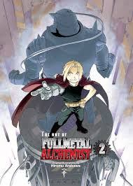the art of fullmetal alchemist 2 book by hiromu arakawa eric