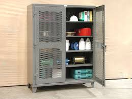 Metal Storage Cabinet Heavy Duty Metal Storage Cabinets Steel U2014 Railing Stairs And