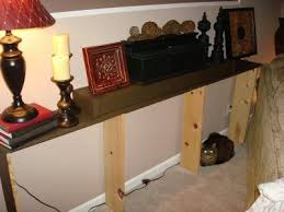 Tall Sofa Table by Best 25 Narrow Sofa Table Ideas That You Will Like On Pinterest