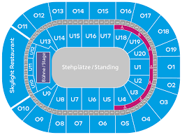seating plans barclaycard arena