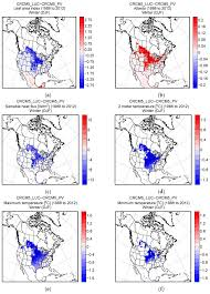 North America Climate Map by Atmosphere Free Full Text Biophysical Impacts Of Land Use