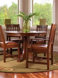 furniture impressive stickley style dining chairs vintage l j g