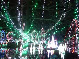 Columbus Zoo Lights by Christmas Lights Author Erin L Millar