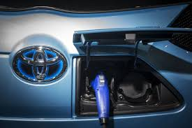 toyota sets sights on range electric cars fortune
