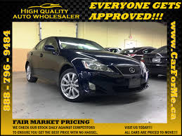 lexus awd is250 for sale used 2008 lexus is 250 for sale north york on