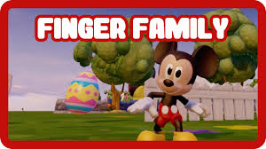 Mickey Mouse Easter Eggs Mickey Mouse Easter Egg Hunt Mickey Mouse Clubhouse Finger