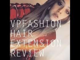 vpfashion hair extensions review vpfashion hair extension review hair extensions