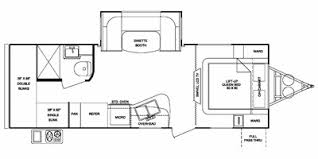 Floor Plan Finder 2013 Cruiser Rv Fun Finder Series M 262 Bhs Specs And Standard