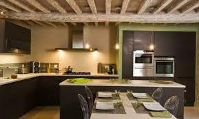 ilot cuisine rond ilot cuisine bar awesome cuisine grand ilot with ilot cuisine bar