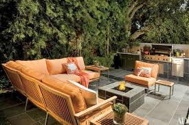 Home Entertaining George Clooney John Legend And Other Stars Share Their Outdoor