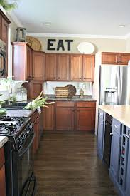thrifty decor chick beadboard backsplash cozy kitchens building cabinets up to the ceiling thrifty decor chick bloglovin