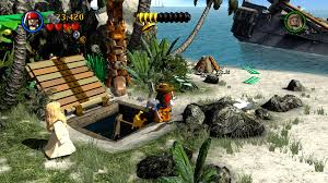 lego pirates of the caribbean the video game review giant bomb