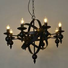 Antique Iron Chandeliers Aliexpress Com Buy Industiral Pendant Lamp Chandelier Rural