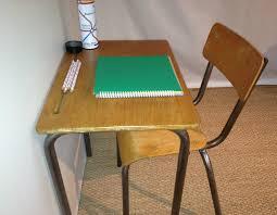 bureau d ecolier ensemble bureau d écolier et sa chaise la factory de julie