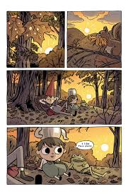 garden wall over the garden wall 2015 2 of 4 comics by comixology