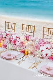 Beach Centerpieces For Wedding Reception by Top 25 Best Gold Beach Wedding Ideas On Pinterest Beach Wedding