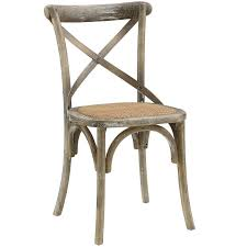 Cross Back Bistro Chair Distressed Finish Kitchen U0026 Dining Chairs You U0027ll Love Wayfair