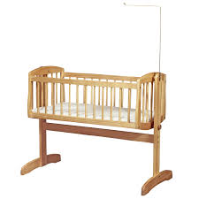 Crib With Mattress Kub Vagga Swinging Crib With Mattress Kiddicare