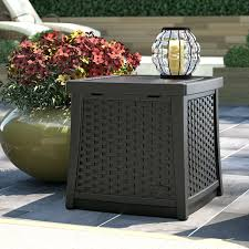 zoom porada deck side table small deck side table deck of cards